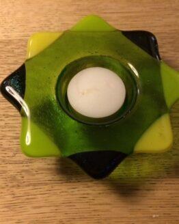 Grøn stjernestage