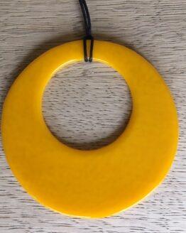 gul glasring