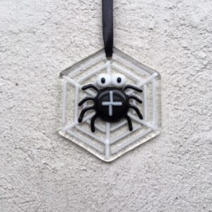 Edderkop i glas