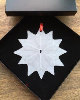 Froststjerne i gaveæske