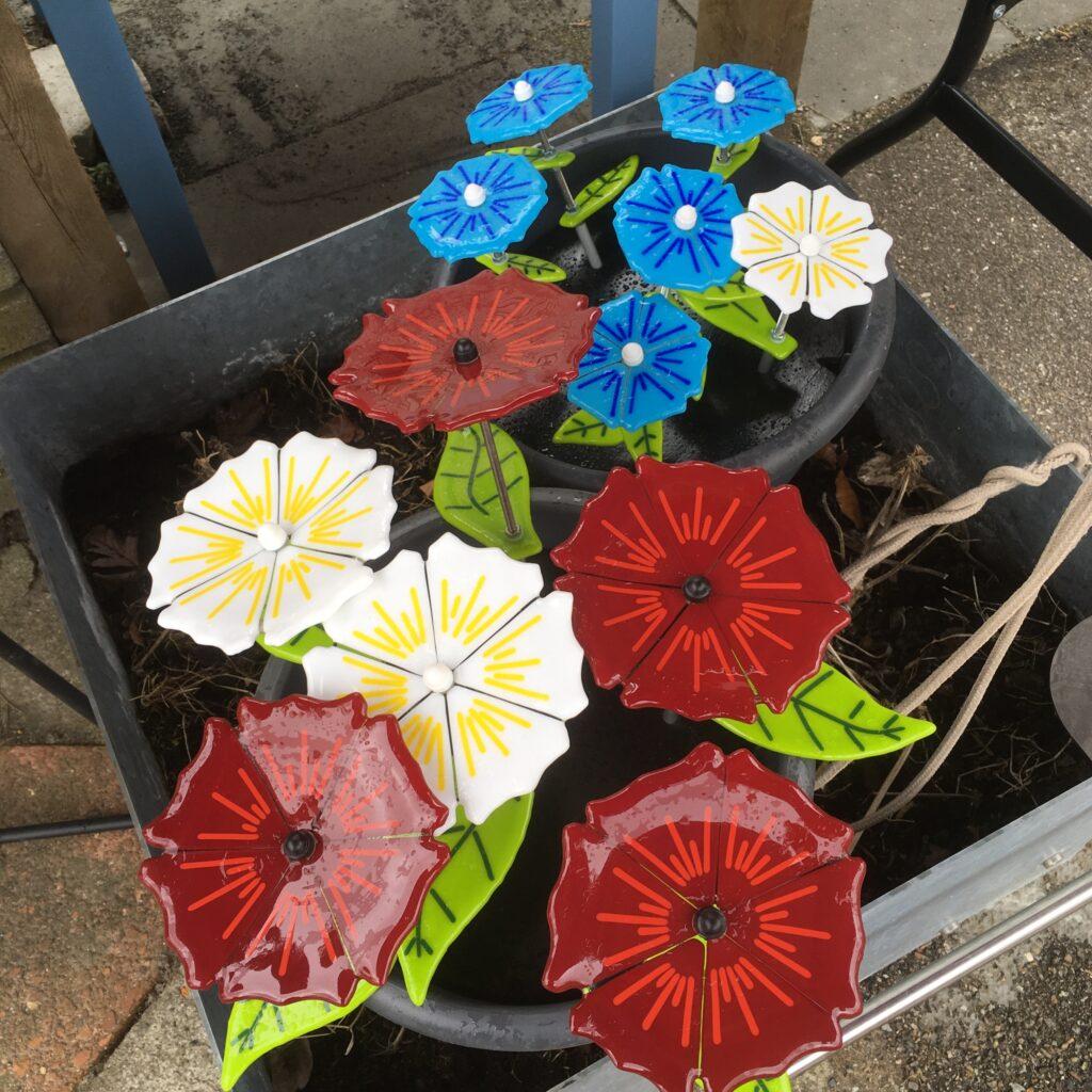 Blomster i kumme